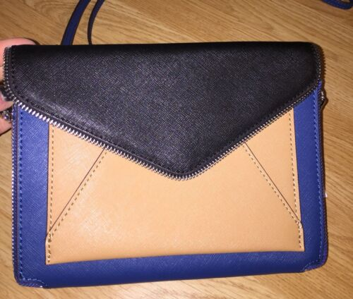 265 Handtasche Nwt Marlowe 846632817520 Rebecca handtasche Braune Mini Mit Dunkelbraune Minkoff Crossbody 4qBwv4xUF