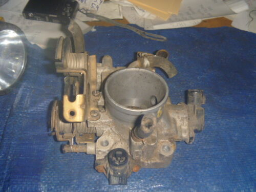 95 Honda Odyssey Throttle Body 4 cyl Factory Original #4 OEM 2.2 2.2L