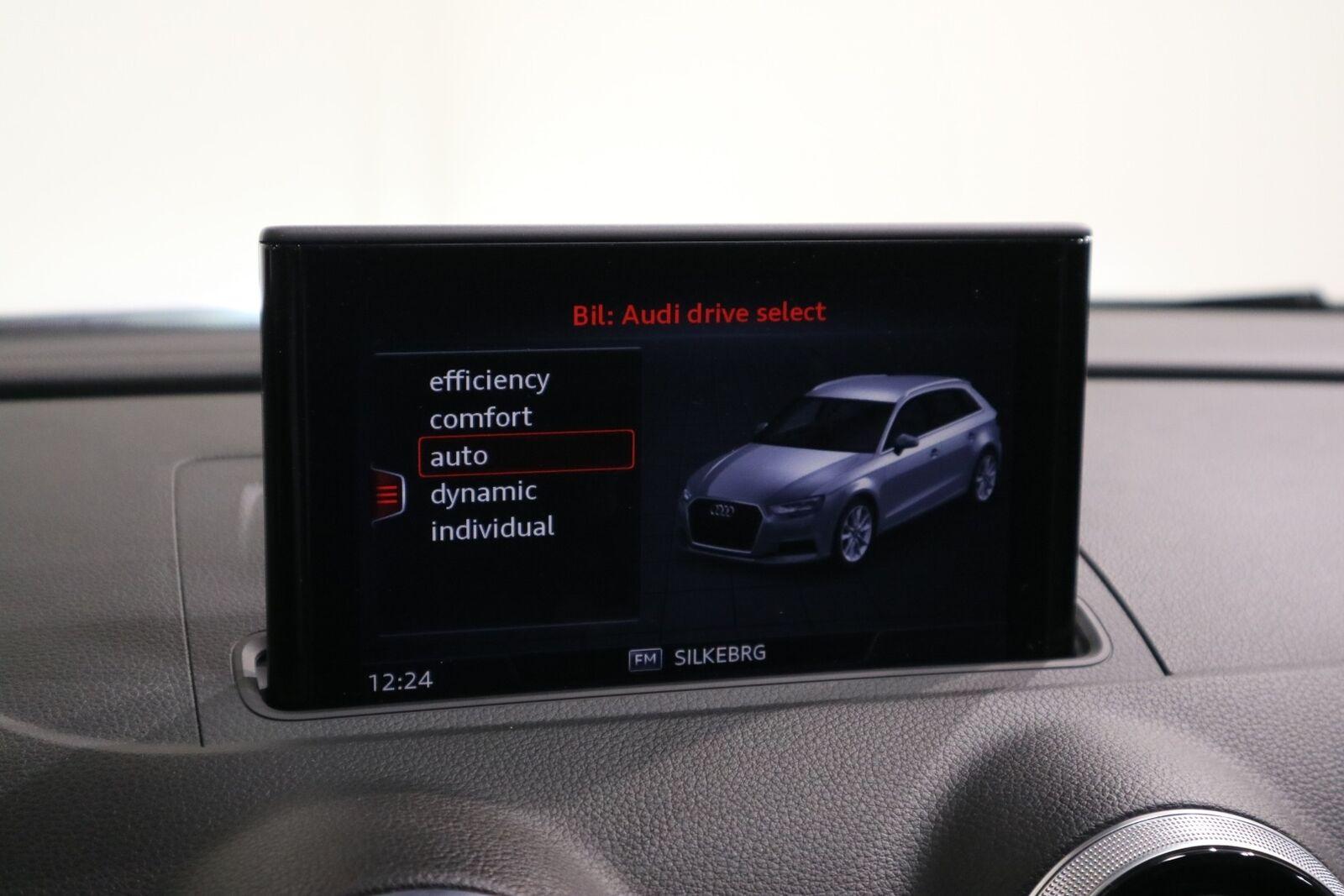 Audi A3 30 TDi Sport Limited SB S-tr. - billede 8