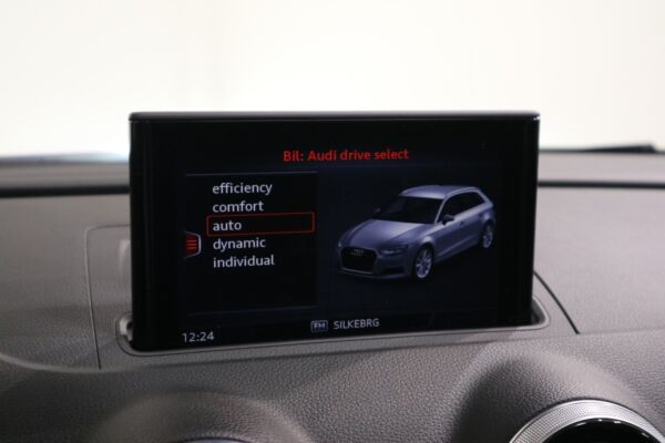 Audi A3 30 TDi Sport Limited SB S-tr. billede 8