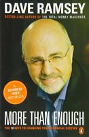 More Than Enough: The Ten Keys To Changing Your Financial Destiny By Dave Ramsey on Sale