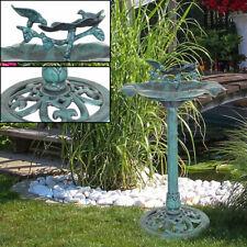 16x16x8cm Esschert Design FB378 Hängende Vogeltränke Futterstelle Gusseisen