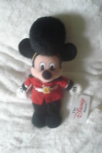 DISNEY Mickey Mouse Palace Guard DISNEY STORE UK BEANIE 10034 Birthday Gift - <span itemprop='availableAtOrFrom'>Hornchurch, United Kingdom</span> - DISNEY Mickey Mouse Palace Guard DISNEY STORE UK BEANIE 10034 Birthday Gift - Hornchurch, United Kingdom