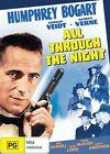 All Through The Night (DVD, 2015)