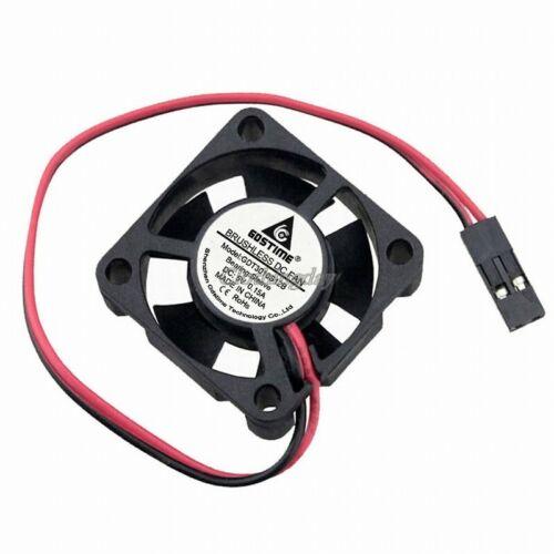 10pcs Lot 5V mini 3cm 30mm 30x30x10mm 3010s DuPont Brushless Cooling Fan new Top