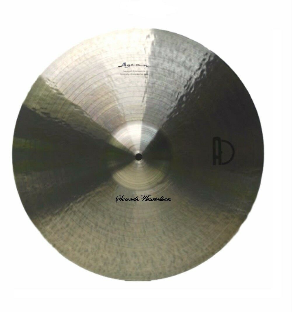 Agean Cymbals 18-inch  Special Jazz  Crash Paper Thin