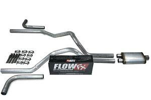 "Ford F150 87-97 2.5/"" Dual exhaust Flowmaster Super 44 Muffler"