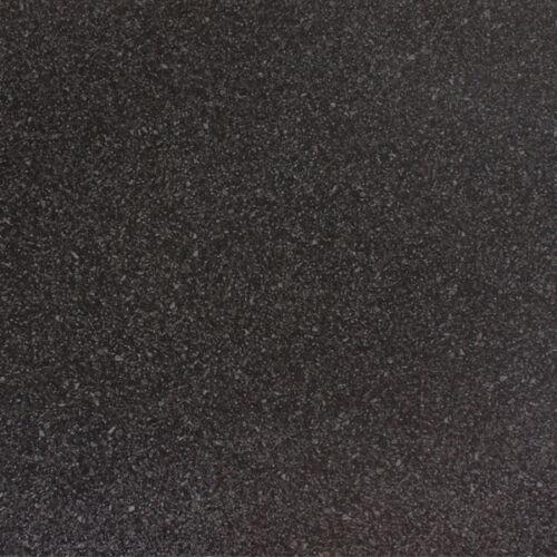 6mm Edge Kitchen Top Black Quartz Laminate Worktop 3M x 600 x 38mm Textured