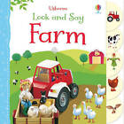 Look and Say Farm by Felicity Brooks (Board book, 2013)