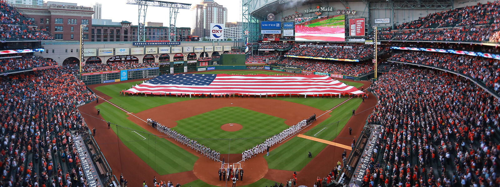 Kansas City Royals at Houston Astros