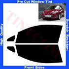 Pellicola Oscurante Vetri Auto Anteriori per Ford Fiesta 3P 2008-2012 da 5% a70%
