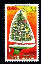 ST. PIERRE E MIQUELON - 2002 - Natale