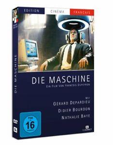 La máquina-Edition Cinema Francais nº 04 (mediabook) [DVD] nuevo