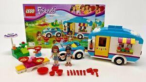 LEGO 41034 Sticker Sheet for Lego Friends Summer Caravan NEW Decals