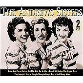 The Andrews Sisters CD 2 discs (2005) Highly Rated eBay Seller Great Prices