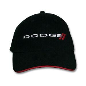 Dodge-new-logo-Baseball-Cap-Hat-Charger-Dart-Challenger-Ram-Dakota-Viper