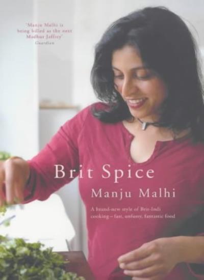 Brit Spice By Manju Malhi, Tara Fisher. 9780718145033