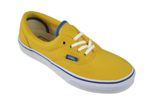 Lemon Canvas Chrome Polo Schuhe W3cec3 Gelb Pique mlx Vans Era TgwnqBIaOx