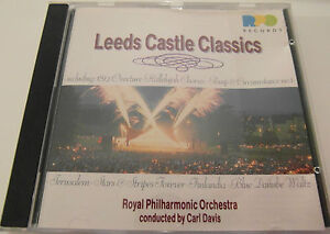 Davis-and-Rpo-Leeds-Castle-Classics-Various-Artists-CD-Album-Used-very-good