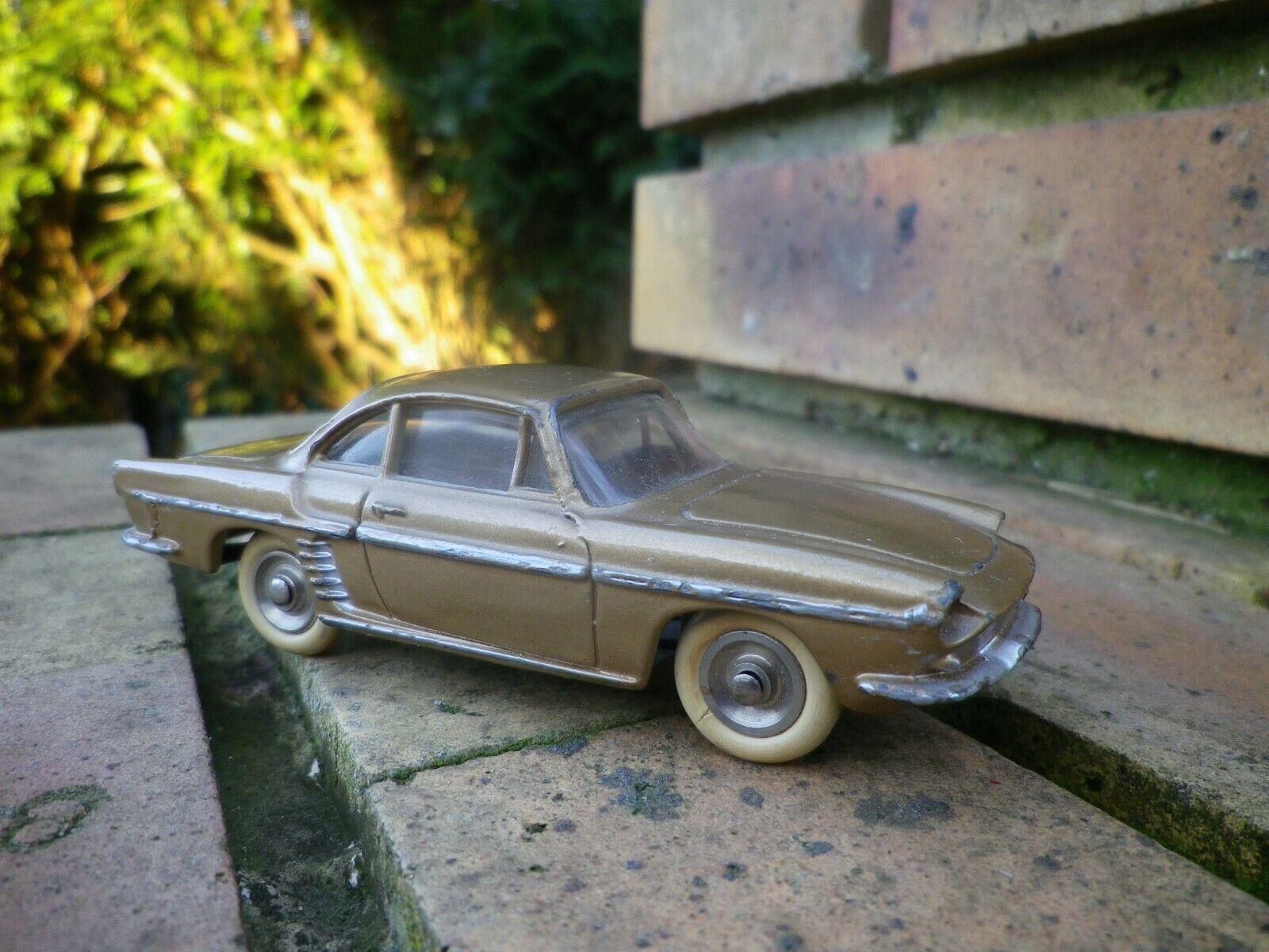 essere molto richiesto DINKY giocattoli 543 RENAULT FLORIDE intérieur capot capot capot lisse fatto in FRANCE 1958 TBE  buona reputazione