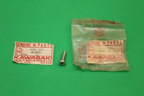 PART# 92011-025 6x20 NOS Kawasaki 1972-75 Kawasaki F9 Pan Head Screw