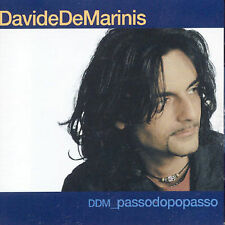 New: De Marinis, Davide: Pano Dopo Passo Import Audio CD