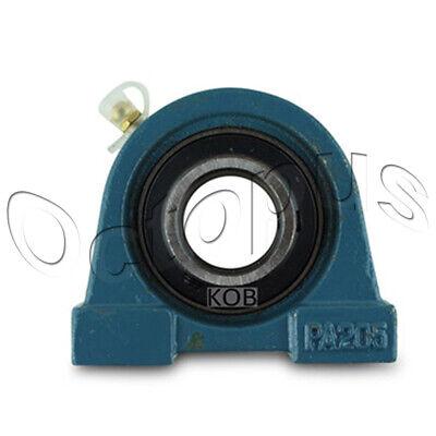 "5//8/"" inch Tapped Base Bearing 2pcs UCPA202-10 High Quality UCTB202-10"