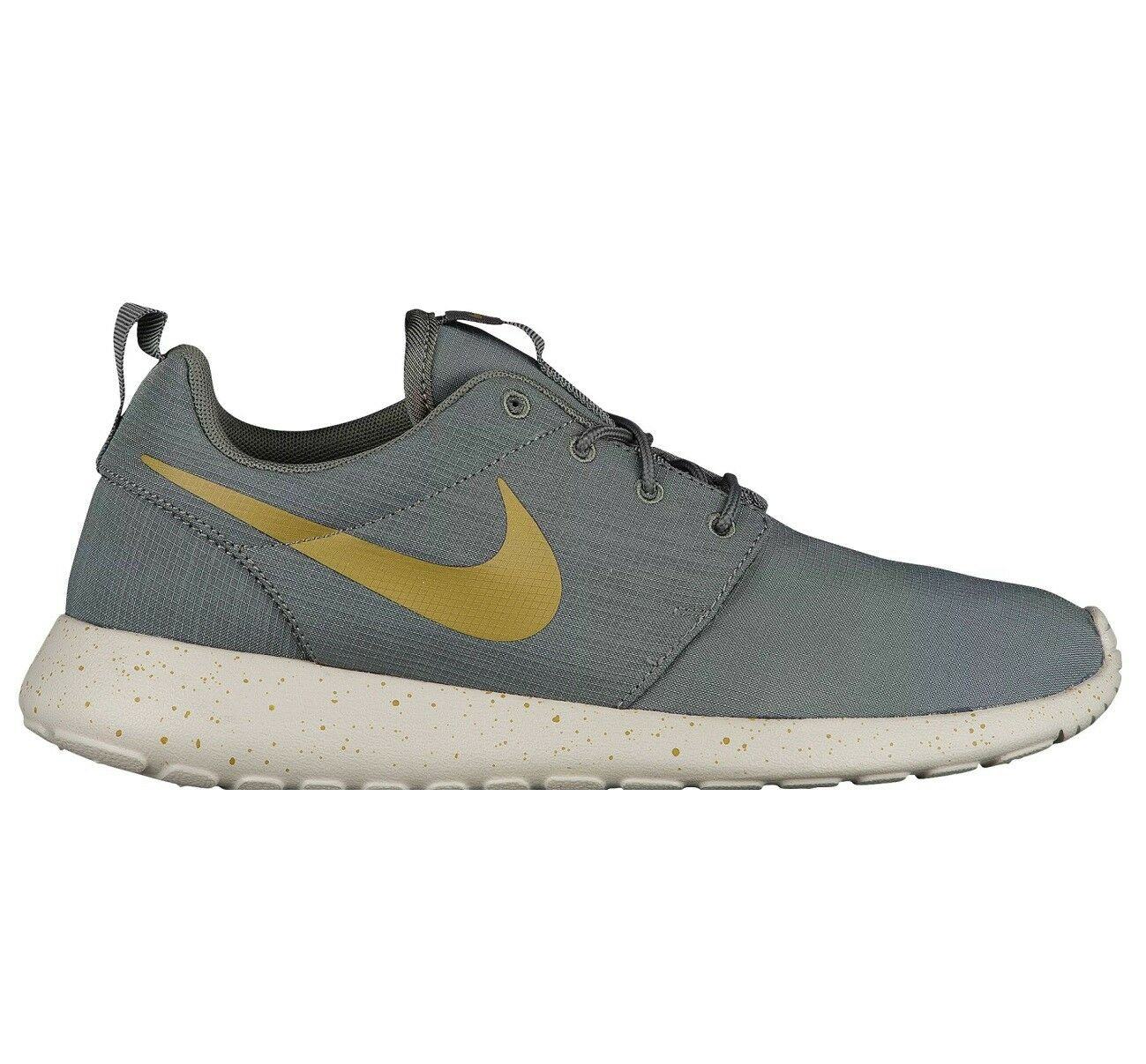 Nike Roshe One SE Mens 844687-008 River Rock Desert Moss Running Shoes Size 9.5