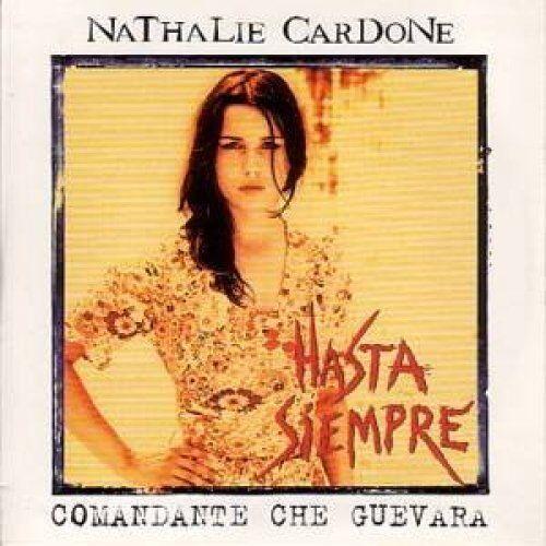 Nathalie Cardone Hasta siempre (1997; 2 versions, cardsleeve)  [Maxi-CD]