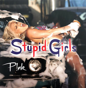 P-nk-CD-Single-Stupid-Girls-Germany-EX-EX
