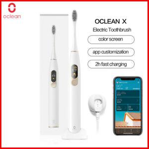 Dettagli su Oclean X Spazzolino Elettrico da Denti Automatico Ultrasonico Astuto di Sonic EU
