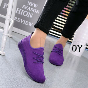 Womens-Casual-sport-shoes-Athletic-Sneakers-Running-Breathable-walking-Training
