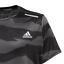 Adidas Boys Tshirt Running Training Fashion Run Tee Kids Young Lifestyle DV2936