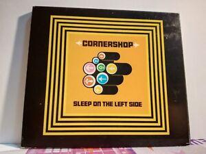 CORNERSHOP-SLEEP-ON-THE-LEFT-SIDE-4-TRACKS-VERSION-cd-singolo-NUOVO-1998