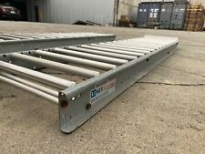 Unex Silver Span Track Roller Flow Gravity Racking 12 X 55