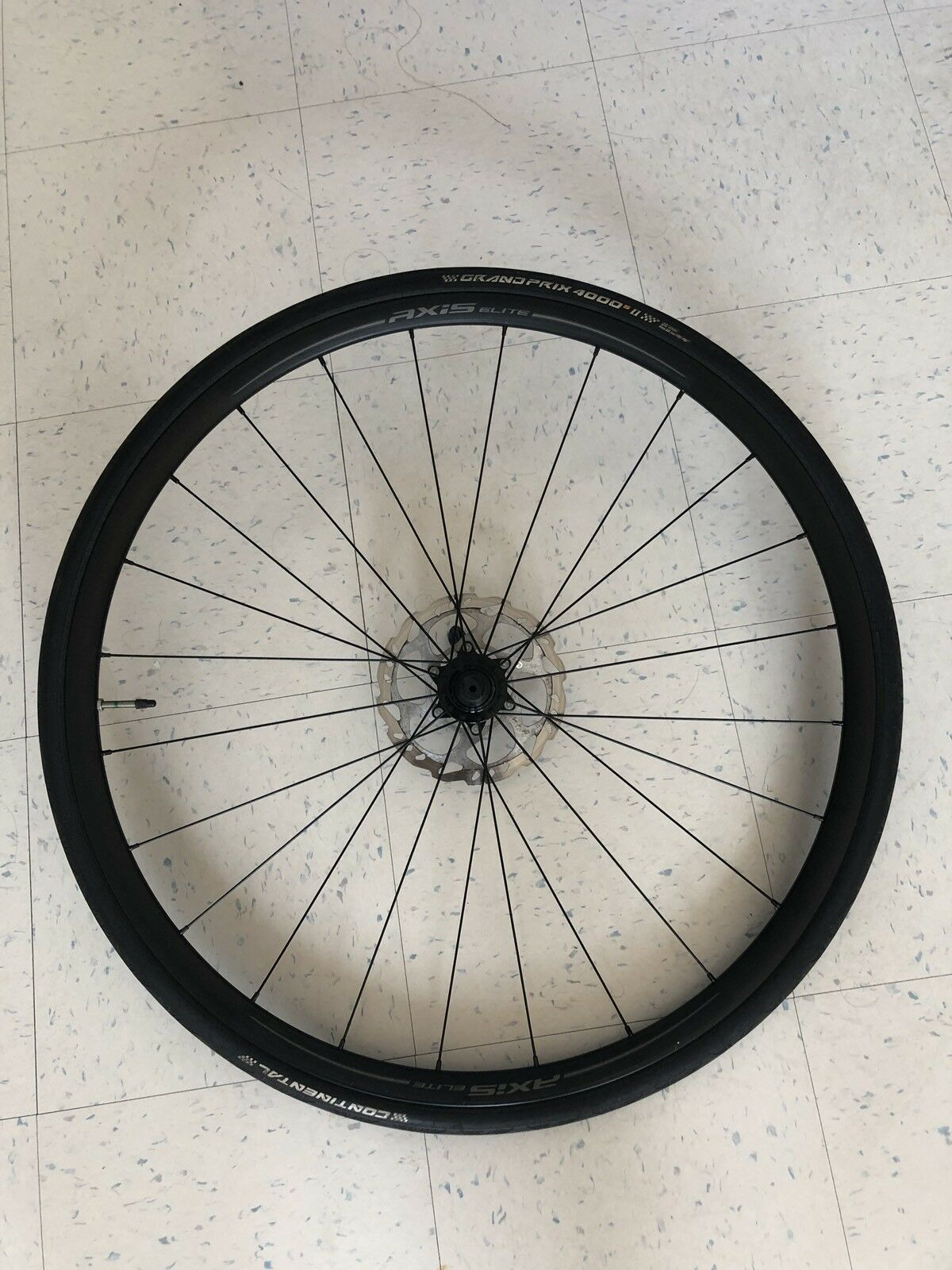 AXIS 2.0 Disc SCS Front Wheel
