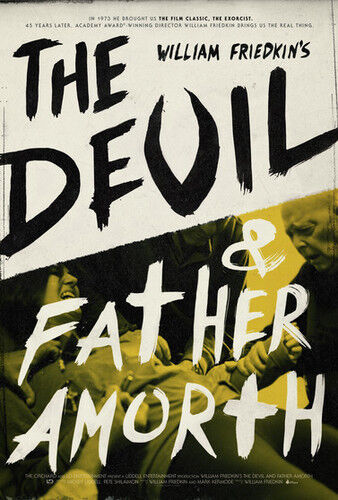 The Devil And Father Amorth Dvd 2018 Ebay