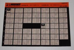 Microfich-Parts-Catalog-Mariner-Outboards-Ersatzteilkatalog-V-175-SKI-A2-D10