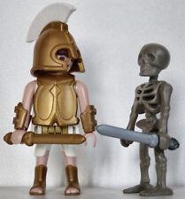 Playmobil mythologie - Jason - argonautes - antiquité - squelette - custom #3