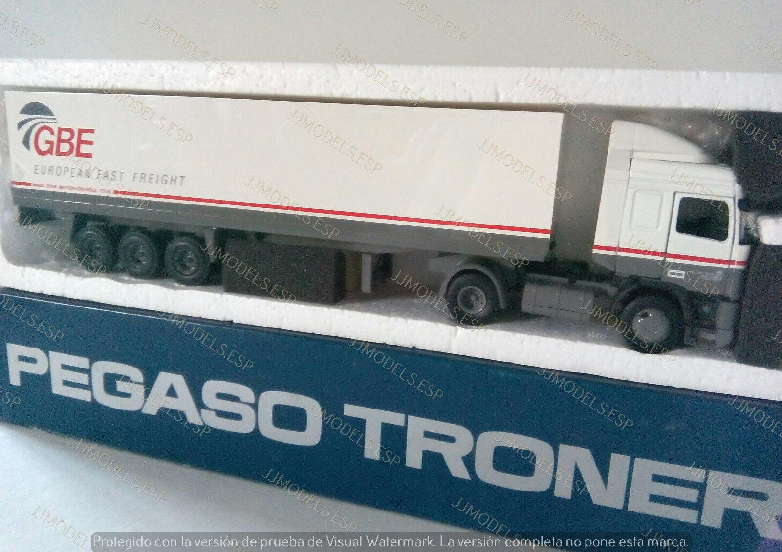 ♠TEKNO PEGASO TRONER TX360 (4X2) '92 SEMI REMOLQUE FRIGO FRIGO FRIGO