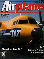 AIRPLANE 190 RAF VULCAN VALIANT VICTOR COLD WAR BOMBERS_WW2 LUFTWAFFE He111 KG