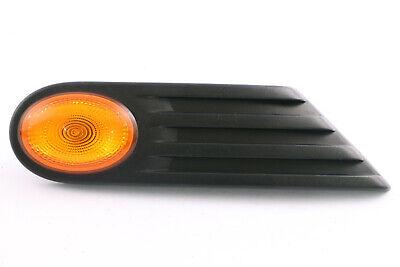 * BMW Mini R55 R56 R57 giusta direzione Turn SIDE INDICATOR BIANCO O//S 2751504