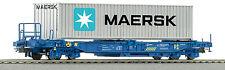 ROCO 76752 Känguruwagen MAERSK Ep V Auf Wunsch Achstausch für Märklin gratis