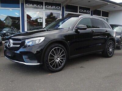 Annonce: Mercedes GLC350 d 3,0 AMG Line ... - Pris 649.900 kr.
