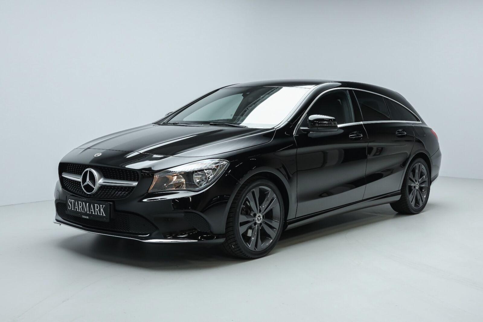 Mercedes-Benz CLA200 1,6 Shooting Brake
