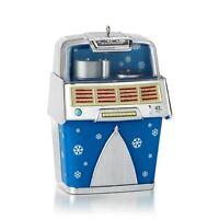 Jolly Jukebox 2013 Hallmark Ornament - Tunes - Music - Christmas Yuletide