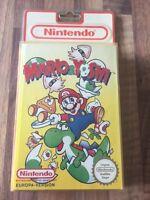 Nes : Mario Et Yoshi -neuf/new- Pal Eur