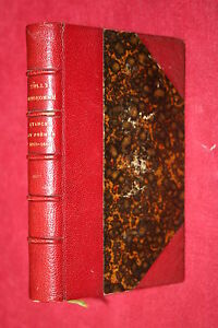 Details About Sully Prudhomme Writings Ubstances And Poems 1865 1866 éd1882 Beautiful Binding Show Original Title