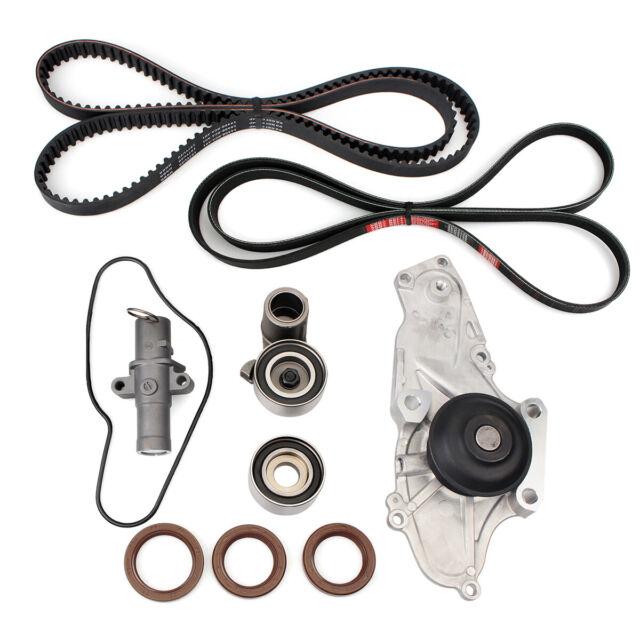 Timing Belt Kit Water Pump Fits 04-17 Honda Odyssey Acura
