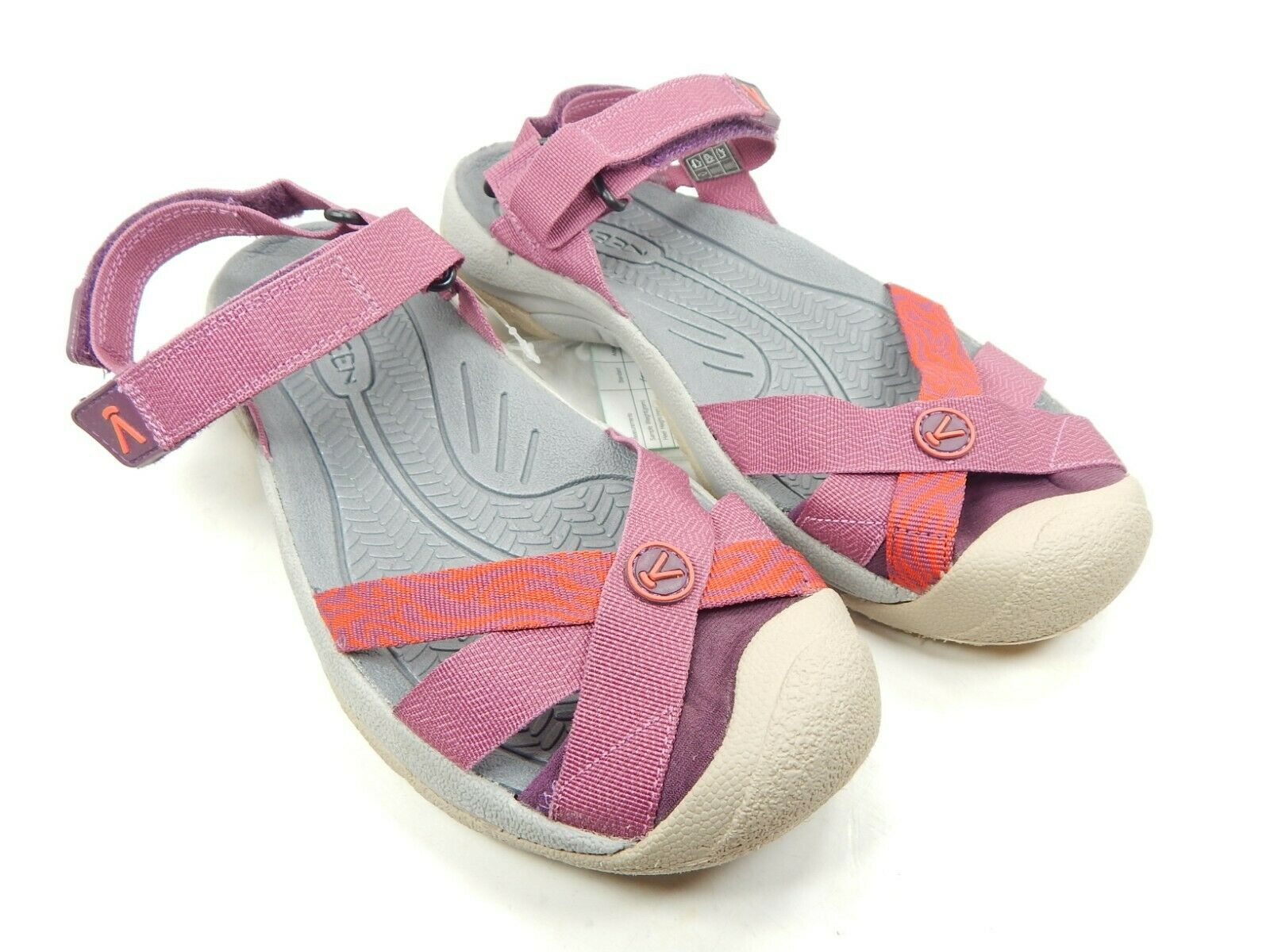 Keen Bali Handschlaufe Größe US 7 M (B) Eu 37,5 Damen Außen Sandalen Schuhe